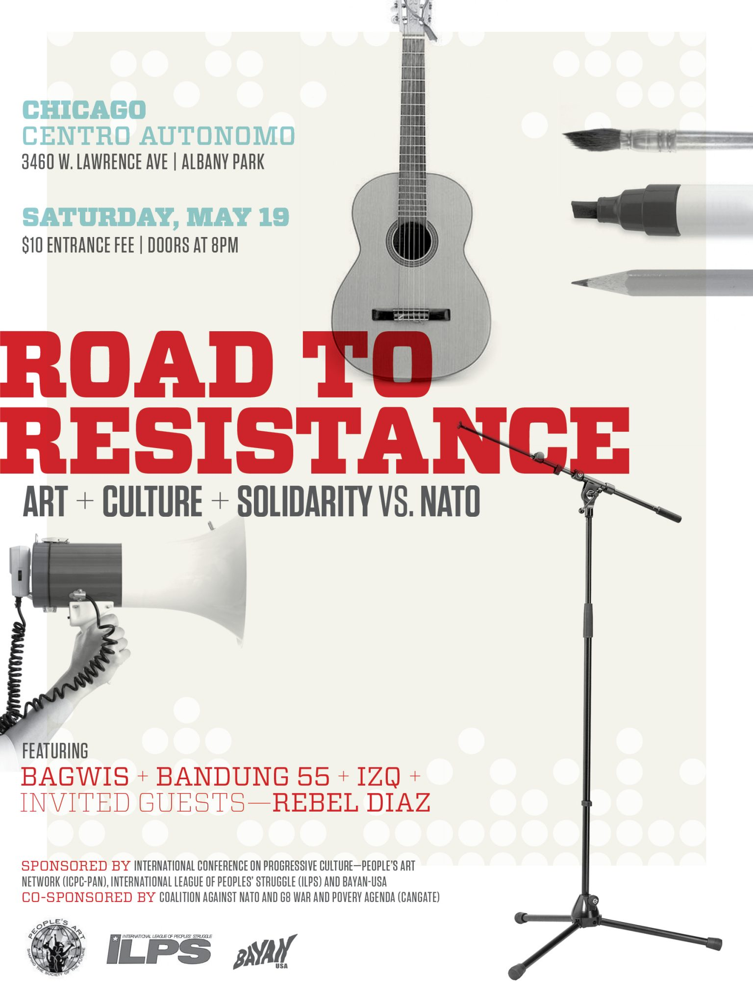 Road to Resistance