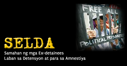 SELDA Free all political prisoners