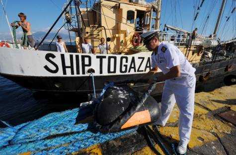 The Freedom Flotilla