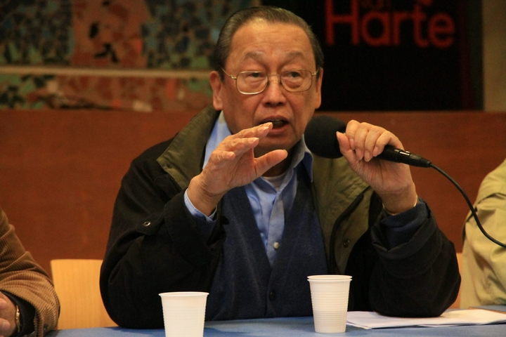 Prof. Jose Maria Sison, Chairperson, ILPS International Coordinating Committee. File photo.