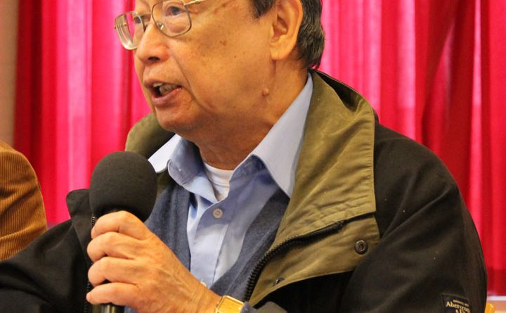 Prof. Jose Maria Sison, ILPS Chairperson. file photo.