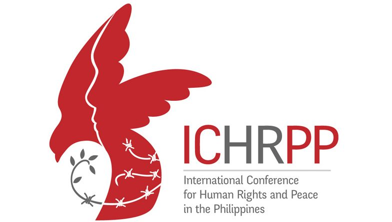 ICHRPP logo. Image from http://www.humanrightsphilippines.net