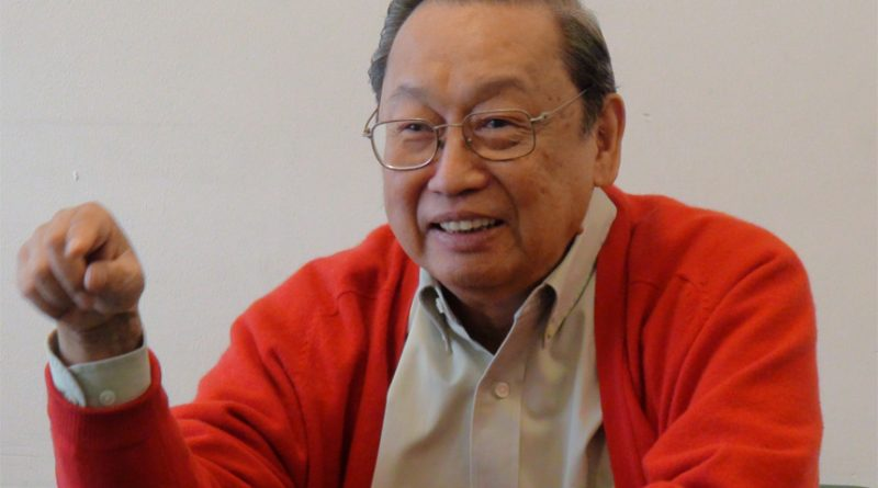 ILPS Chairperson, Prof. Jose Maria Sison