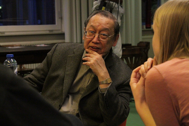 Jose Maria Sison, ILPS Chairperson