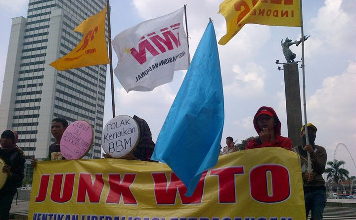 Junk WTO!