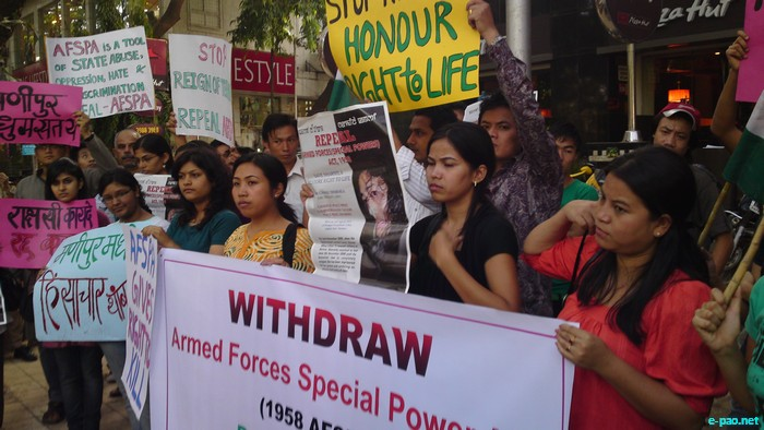 impunity of Indian armed forces