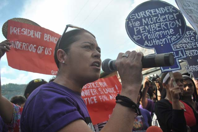 Justice for Jennifer Laude Gabriela