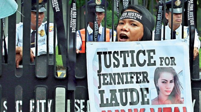 Justice for Jennifer Laude dhakatribune-com