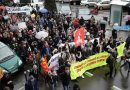 ILPS supports massive protests against Hollande's anti-labor reforms