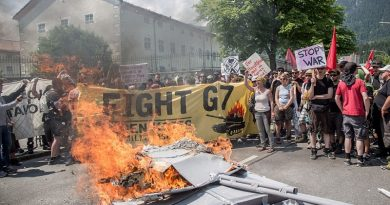 People of the world, resist 42nd G7 Summit of imperialist leaders