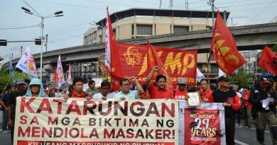 Support Filipino peasantry's call for justice on 29th Anniversary of Mendiola Massacre