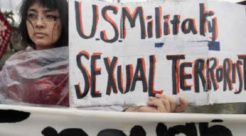 Rape and murder of women: an imperialist tool of aggression