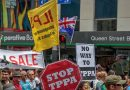 Call to arms against Transpacific Partnership Agreement