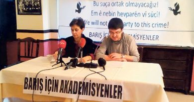 Defend academic freedom of teachers, scholars against state repression