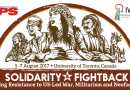 Reverse the tide of war! Register now for the Solidarity and Fightback Conference