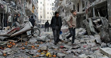 ILPS Commission One calls for global actions against US bombing of Syria