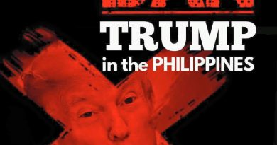 BAN TRUMP IN THE PHILIPPINES
