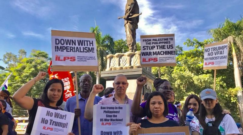 Intensify Peoples' Resistance Against US-led Imperialist Wars and Militarism