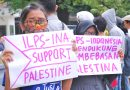 ILPS Indonesia strongly condemns US' unilateral declaration on status of Jerusalem as the capital of Israel