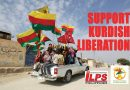 Support Kurdish liberation. Free Afrin
