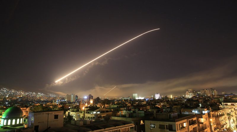 US-led attack Syria2