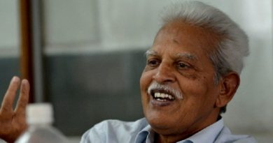 On the arrest of Varavara Rao and other activists