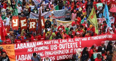 ILPS endorses and supports international peoples' tribunal 2018 on crimes against the Filipino people by Duterte and Trump regimes