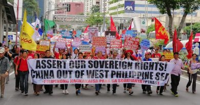 Xi state visit: Bayan calls on Philippine government to assert Hague ruling on West Philippine Sea