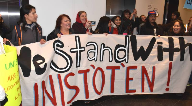 we stand with unistoten