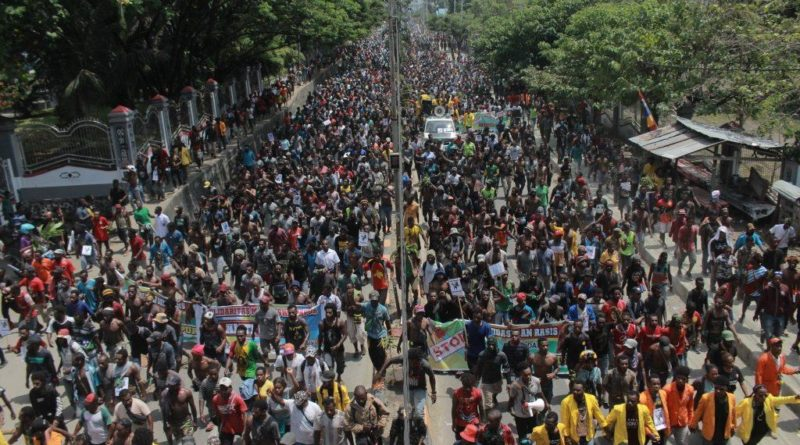 West Papua uprising: Call to stand up and fight!