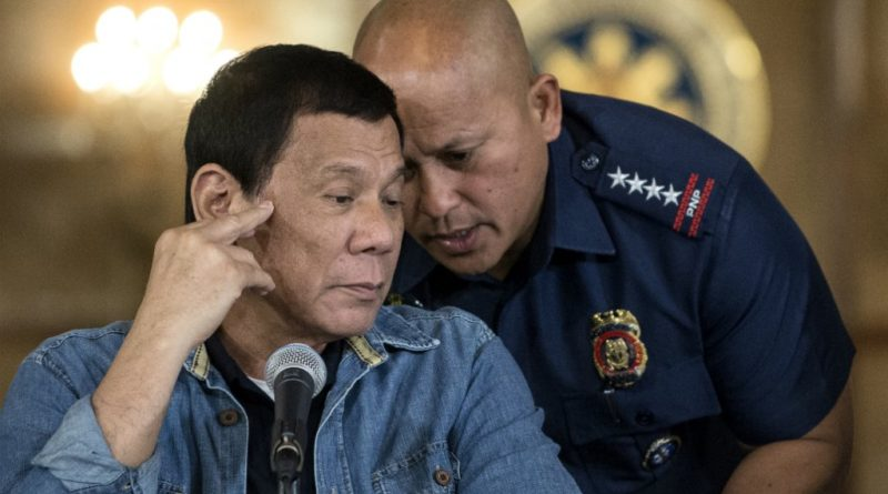 duterte and police