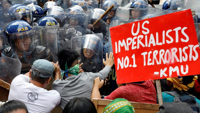ILPS Call for A Week of International Struggle Against US Imperialism