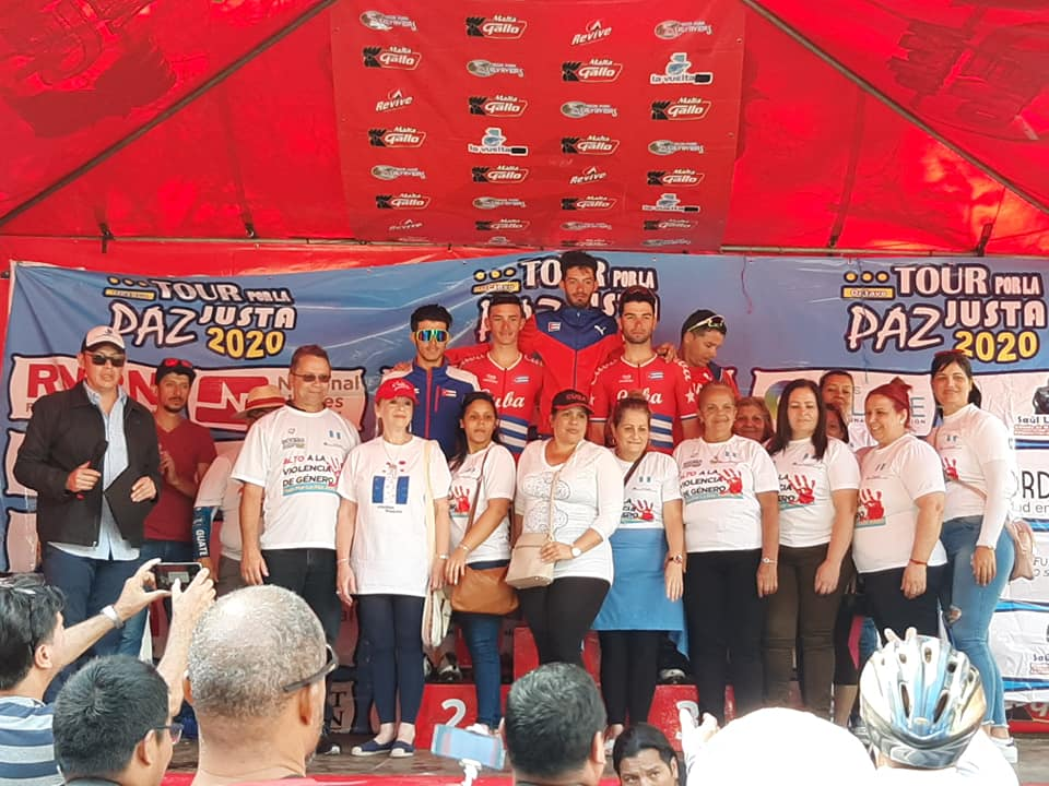 ILPS Guatemala hosts International Cycling Competition to raise social issues