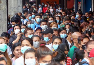 Struggle for people's health amid COVID-19 pandemic