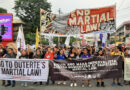 Support the Filipino's struggle against Duterte's Martial Law