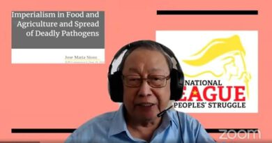 IMPERIALISM IN FOOD AND AGRICULTURE AND SPREAD OF DEADLY PATHOGENS