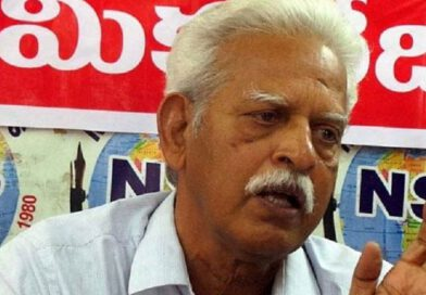 Indian poet Varavara Rao imprisoned, release demanded