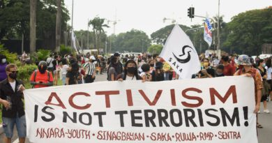 """Philippine """"Terror Law"""" step towards Martial Law – ILPS Commission 2"""