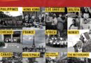 ILPS protests in solidarity with the Filipino people's struggle to end Duterte's tyranny