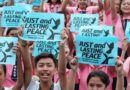 BUILD THE GLOBAL MOVEMENT FOR JUST PEACE! MARK U.N. INTERNATIONAL PEACE DAY WITH ACTIONS FOR PEACE WITH  SOCIAL JUSTICE, LIBERATION AND DEMOCRACY