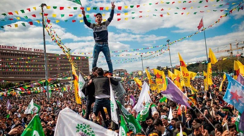 ILPS Europe stands in Solidarity with the Kurdish People Against the Recent Erdogan Regime's Repression and the Banning of the HDP