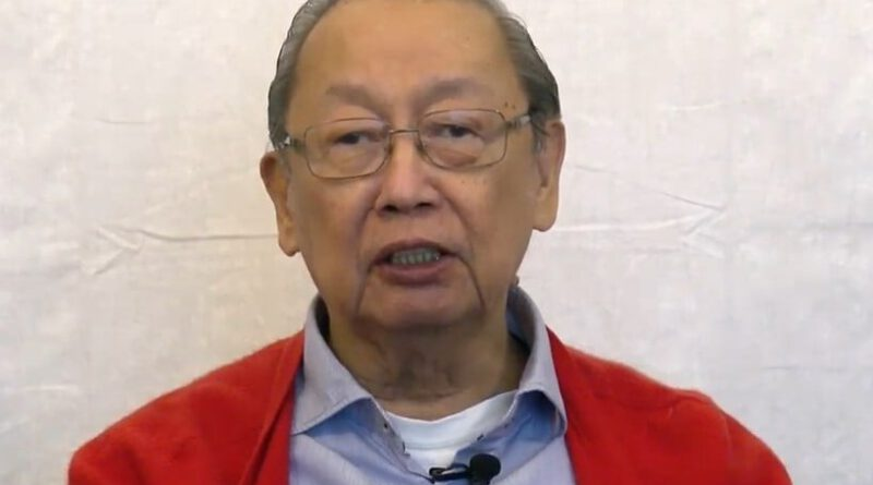 """On the ATC designation of Prof. Jose Maria Sison, NDFP Peace Consultants and Revolutionaries as """"Terrorists"""""""