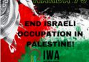 IWA STANDS IN SOLIDARITY WITH THE PALESTINIAN STRUGGLE FOR LIBERATION ON NAKBA 73