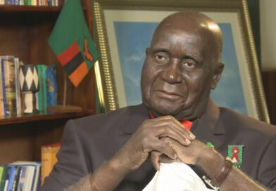 Kenneth Kaunda, salute from the peoples of Africa, West Asia and the world!
