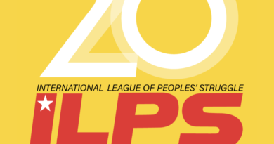 #ILPS20 | ILPS Founding Assembly