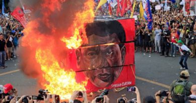 International community mobilizes to support the end of the US-Duterte regime