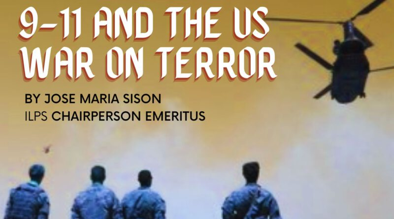 9-11 AND THE US WAR ON TERROR